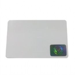 Plastic Hologram ID Card