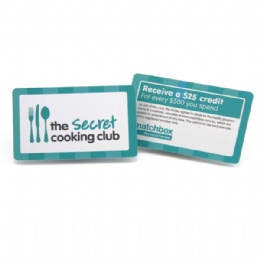 Spot UV Plastic Cards