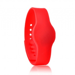 RFID waterproof Silicone Wristband